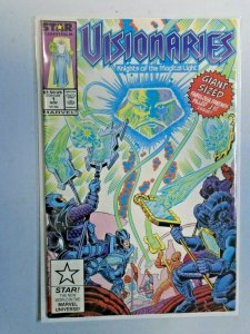 Visionaries Star Comics #1 6.0 FN (1988)