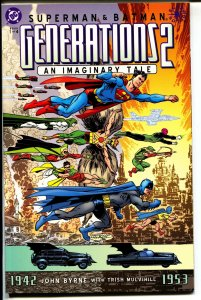 Superman & Batman Generations-Book 1-John Byrne