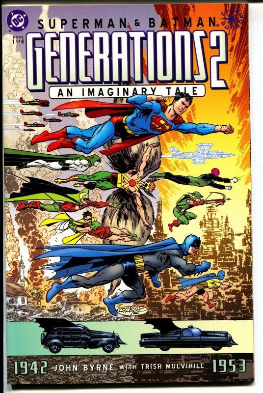 Superman & Batman Generations-Book 1-John Byrne