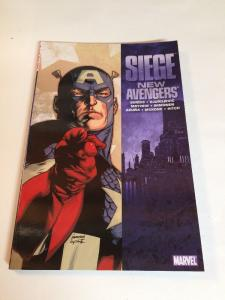 Siege New Avengers Tpb Nm Contains 61-64 + Annual 3