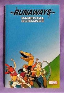 Brian K Vaughn RUNAWAYS Digest Vol 6 Parental Guidance (Marvel, 2011)!