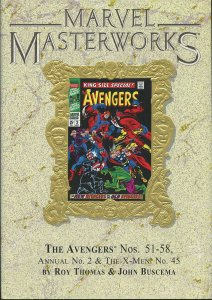 MARVEL MASTERWORKS Presents The Avengers Vol. 6 (First printing, 2006)