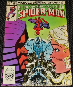 The Spectacular Spider-Man #82 (1983)