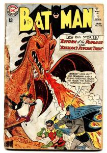 BATMAN #155 comic book 1963-ROBIN-RETURN OF THE PENGUIN-DC
