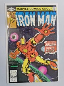 Iron Man (1st Series) #142, Direct Edition, 6.0 (1981)
