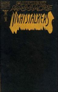 Marvel NIGHTSTALKERS #10 NM