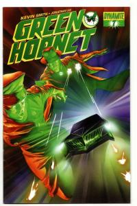 Green Hornet #7 Alex Ross Variant (Dynamite, 2010) VF