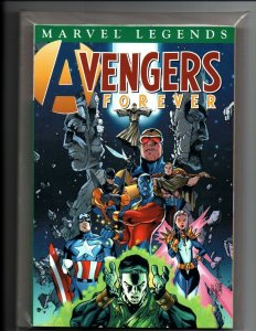 Avengers Forever TPB - Marvel Legends - collects 1-12 - New