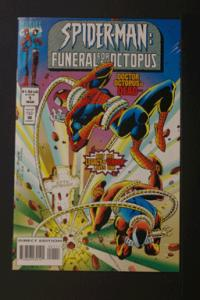Spider-Man: Funeral for an Octopus #1 March 1995