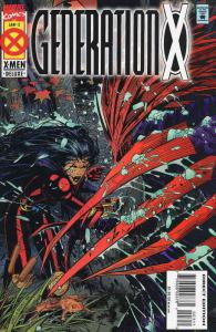 Generation X #3 Deluxe VF/NM; Marvel | save on shipping - details inside