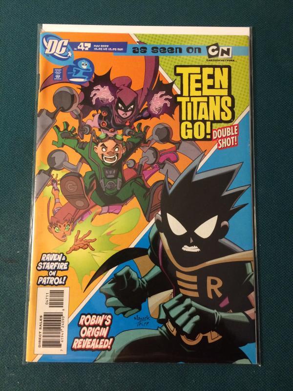 Teen Titans Go! #47