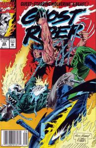 Ghost Rider (Vol. 2) #29 VF/NM; Marvel | save on shipping - details inside