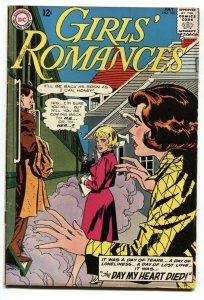 GIRLS' ROMANCES #102 comic book-D.C. ROMANCE vg/fn