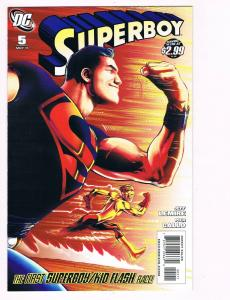 Superboy # 5 DC Comic Books Hi-Res Scans Modern Age Awesome Issue WOW!!!!!!!! S6