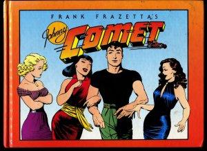 Johnny Comet-Frank Frazetta-Papberback