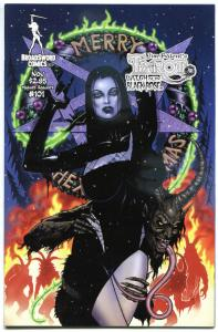 TAROT WITCH of the Black Rose #101, NM, Jim Balent, 2000, Holly Golightly, Demon