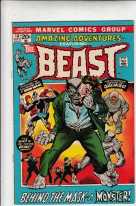 Amazing Adventures #14 (Aug-71) VF/NM High-Grade The Beast