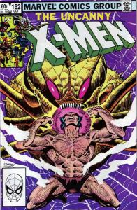 Uncanny X-Men, The #162 VF/NM; Marvel | save on shipping - details inside