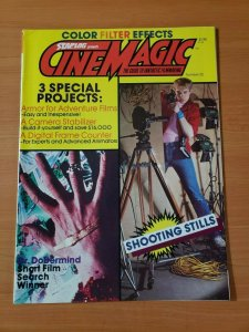 Starlog Presents CineMAGIC Magazine #25 ~ NEAR MINT NM ~ 1984