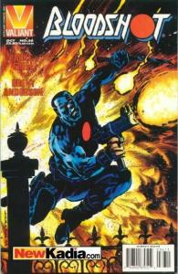Bloodshot (1993 series) #36, NM- (Stock photo)
