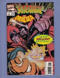 Dr Strange vs Dracula #1 VF/NM Marvel 1994