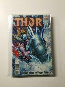 Thor 1 Variant Near Mint Marvel HPA