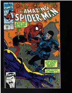 Amazing Spider-Man #349 (Marvel, 1991)