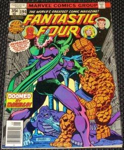 Fantastic Four #194 (1978)