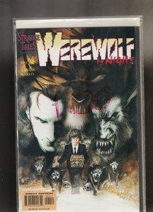 Strange Tales #5 Starring Werewolf & Man-Thing