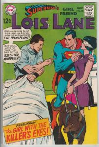 Superman's Girlfriend Lois Lane #88 (Nov-68) FN/VF Mid-High-Grade Superman, L...