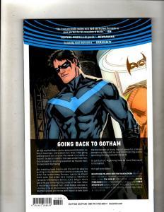 Nightwing Vol. # 1 Better Than Batman TPB Graphic Novel DC Comic Book Robin J346