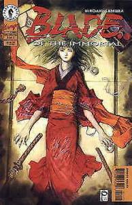 Blade of the Immortal #14 VF; Dark Horse | save on shipping - details inside