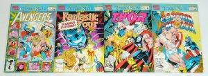 Citizen Kang #1-4 VF/NM complete story - avengers - fantastic four - thor - cap