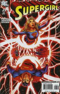 Supergirl (4th Series) #23A VF/NM; DC | save on shipping - details inside