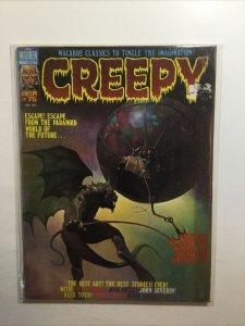 Creepy 75 Good Gd 2.0 Nov 1975 Warren Magazine
