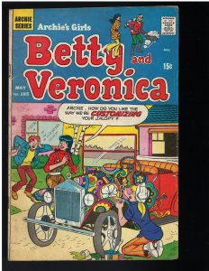 Archie's Girls Betty and Veronica #185 (1971)