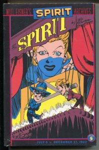 Spirit Archives-Vol.5-Bill Eisner-Sealed-Hardcover