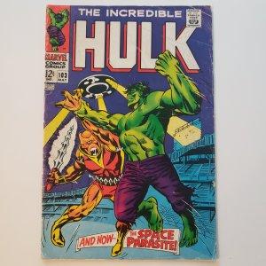 Hulk #103