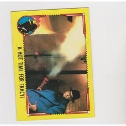 1990 Topps DICK TRACY-A HOT TIME FOR TRACY #59