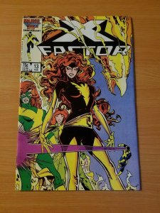 X-Factor #13 Direct Market Edition ~ NEAR MINT NM ~ (Feb 1987, Marvel Comics)