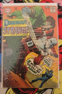 Strange Adventures #212 (Jun 68, DC) GD/VG