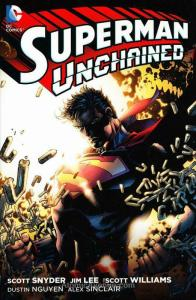Superman Unchained TPB #1 VF/NM; DC | save on shipping - details inside