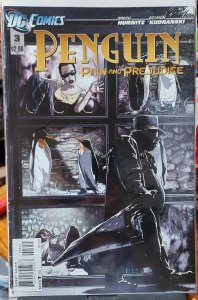 Penguin: Pain & Prejudice #3 (2012)