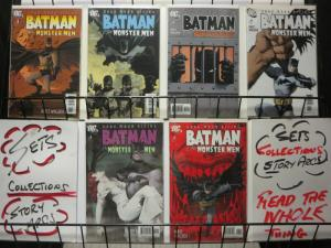 BATMAN & THE MONSTER MEN (2006) 1-6  MATT WAGNER