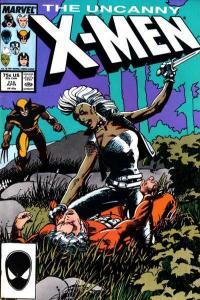 Uncanny X-Men (1981 series) #216, VF+ (Stock photo)