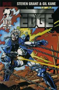 Edge (1994 series) #1, VF+ (Stock photo)