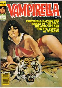 Vampirella Magazine #98 (Aug-81) VF/NM High-Grade