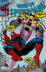 Web of Spider-Man, The #83 (2nd) VF/NM; Marvel | save on shipping - details insi
