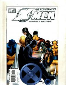 Lot of 9 Astonishing X-Men Comics #12 13 14 15 16 19 20 21 Director's Cut #1 HY7