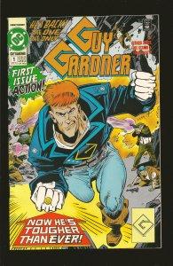 DC Comics Guy Gardner No 1 October 1992